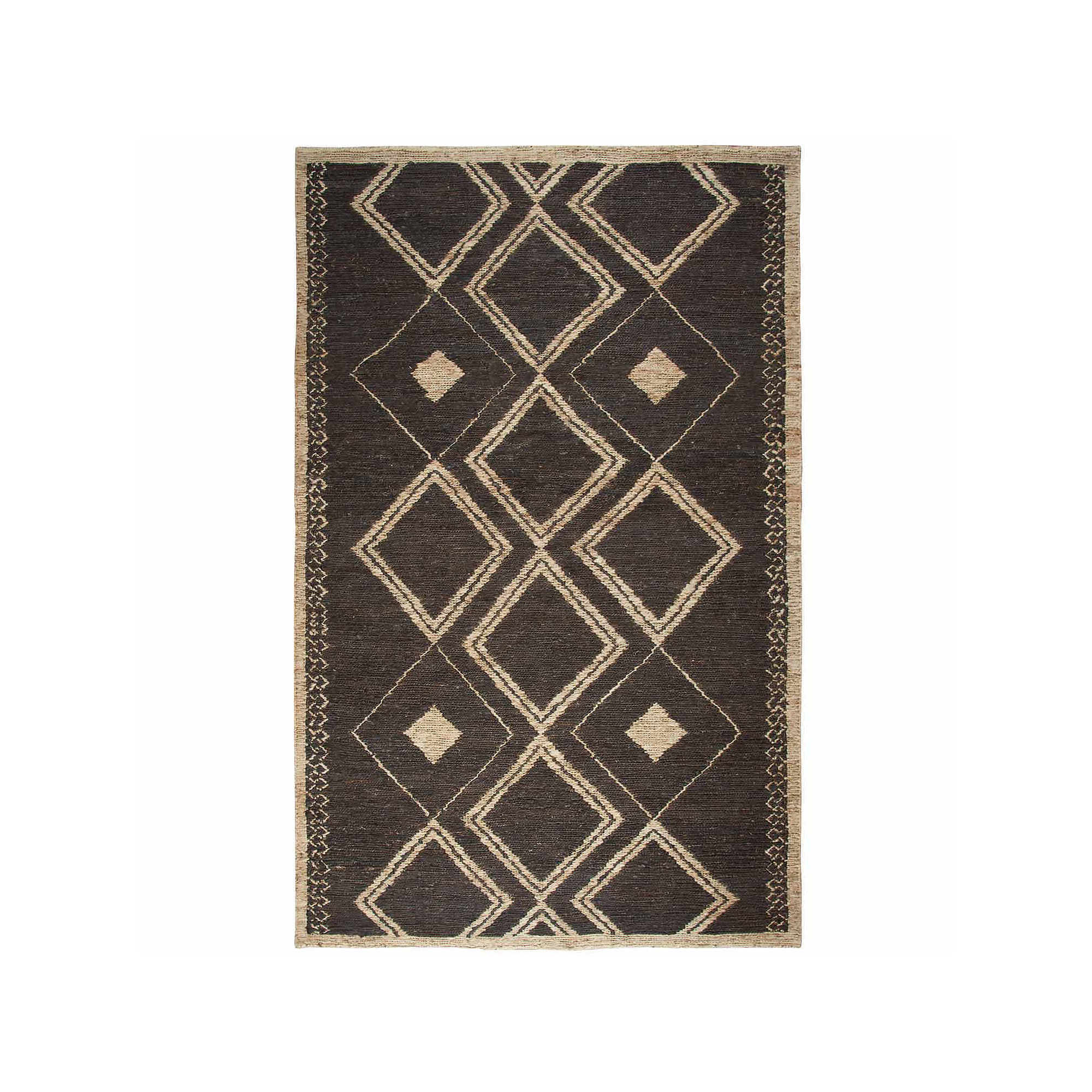 Rizzy Home Whittier Collection Blakely Geometric Rectangular Rugs