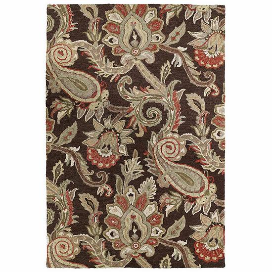 Kaleen Helena Odyusseus Hand-Tufted Wool Rectangular Rugs