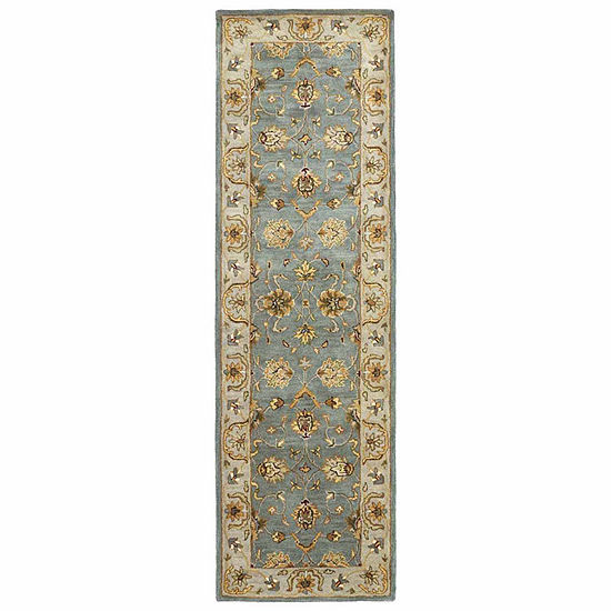 Kaleen Mystic Traditional Hand Tufted Wool Rug