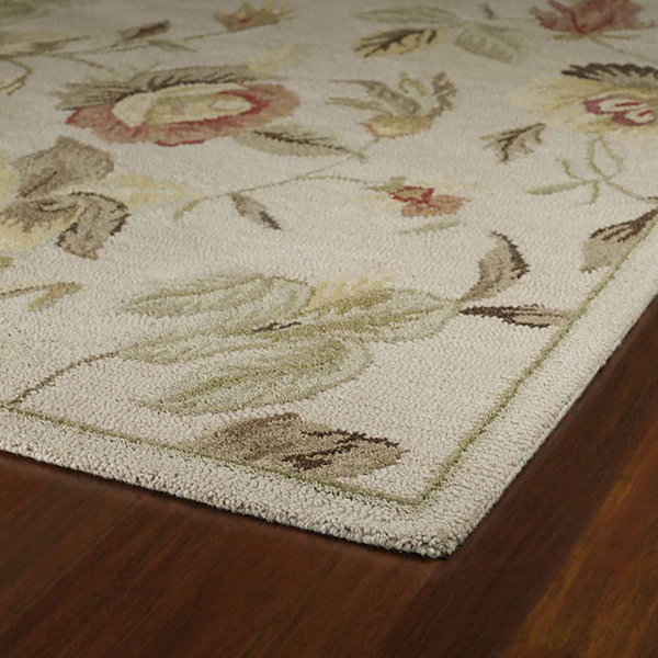 Kaleen Khazana Savannah Hand-Tufted Wool Rectangular Rug