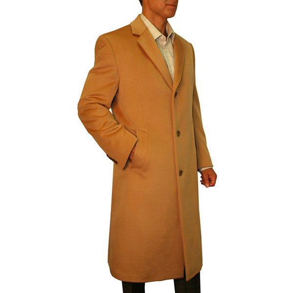 Jean Paul Germain Sander Wool Blend Topcoat