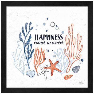 Metaverse Art Simple Sea I
