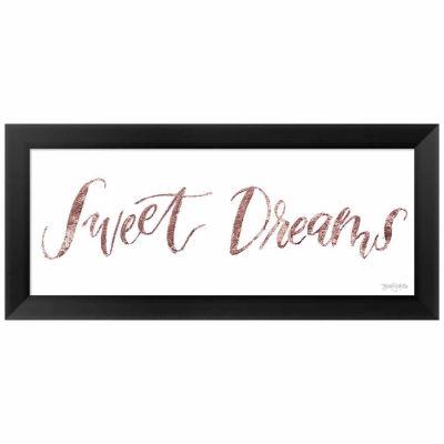 Metaverse Art Sweet Baby Girl II Framed Print