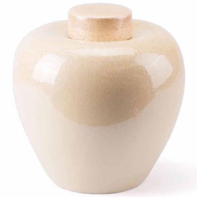 Nara Temple Decorative Jar