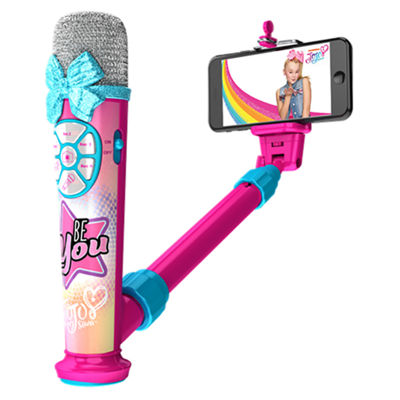 Jojo Siwa Selfie Star Video Recording Microphone