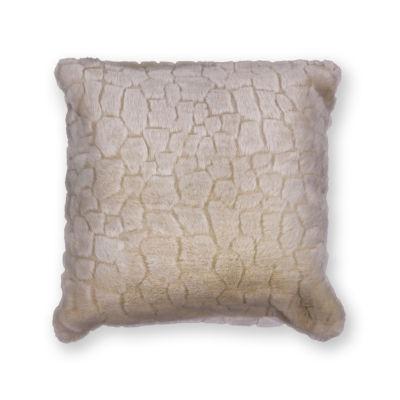 Kas Bedrock Square Throw Pillow