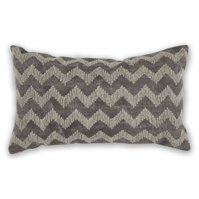 Kas Chevron Rectangular Throw Pillow
