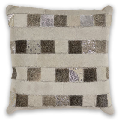 Kas Dimentions Square Throw Pillow