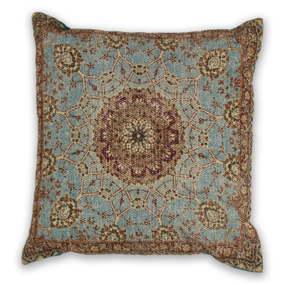 Kas Morocco Square Throw Pillow