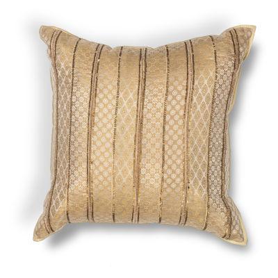 Kas Silk Square Throw Pillow