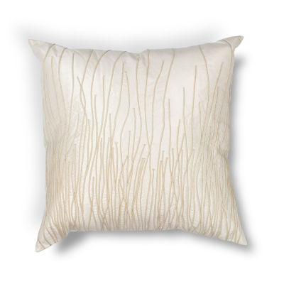 Kas Simplicity Square Throw Pillow