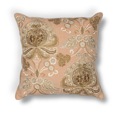 Kas Traditions Square Throw Pillow