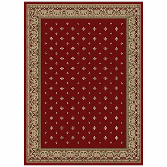 Concord Global Trading Ankara Collection Pin Dot Rugs