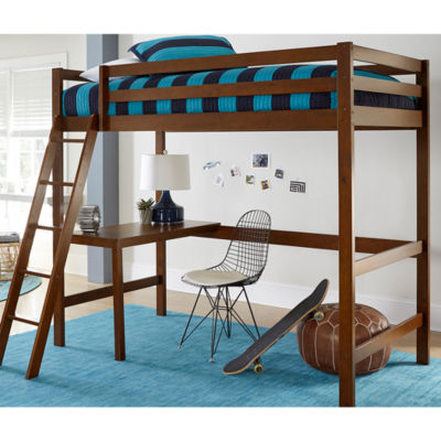 Caspain Loft Bed in a Box