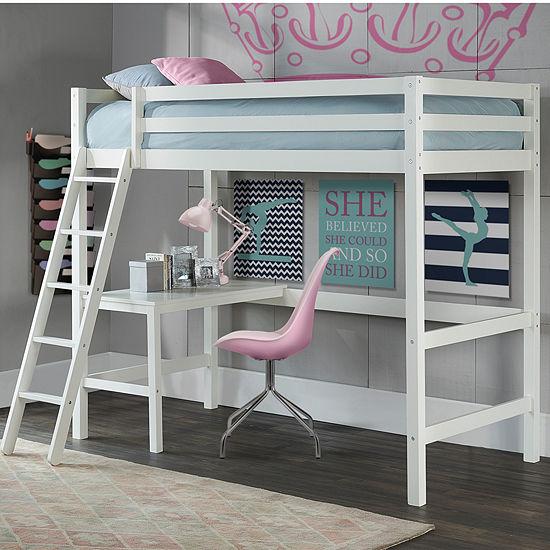 Caspain Loft Bed in a Box