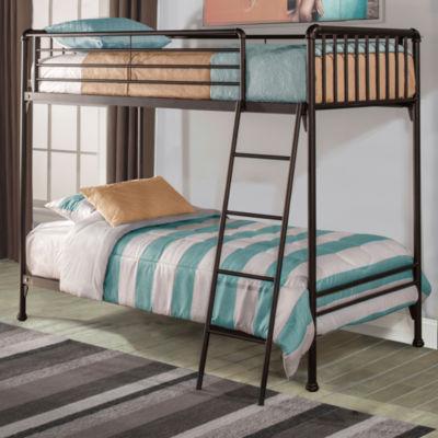 Brandi Twin over Twin Bunk Bed