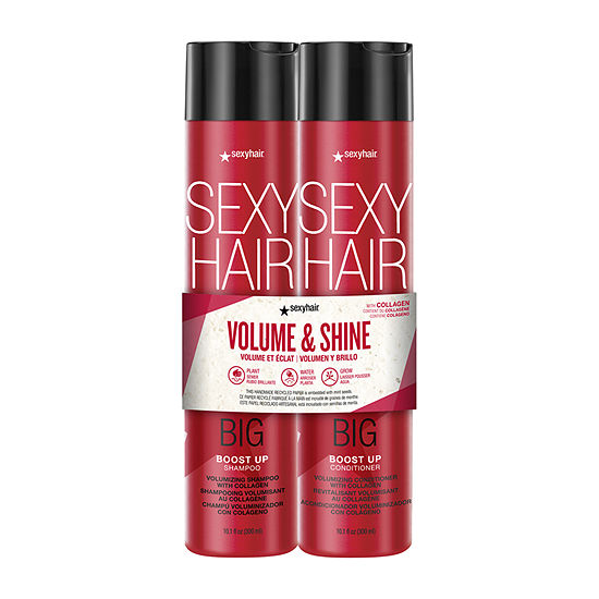 Sexy Hair Big Boodt Up Volumizing Duo 2-pc. Value Set - 20.2 oz.