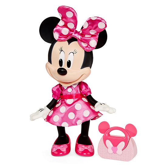 Disney Collection Talking Minnie Doll