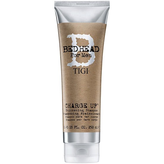 Bed Head® by TIGI® for Men Charge Up Thickening Shampoo - 8.45 oz.