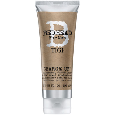 Bed Head® by TIGI® for Men Charge Up Thickening Conditioner - 6.76 oz.
