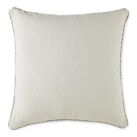 Royal Velvet® Azure Euro Pillow