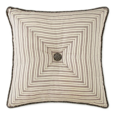 "Home Expressions™ Arlington 16"" Square Decorative Pillow"
