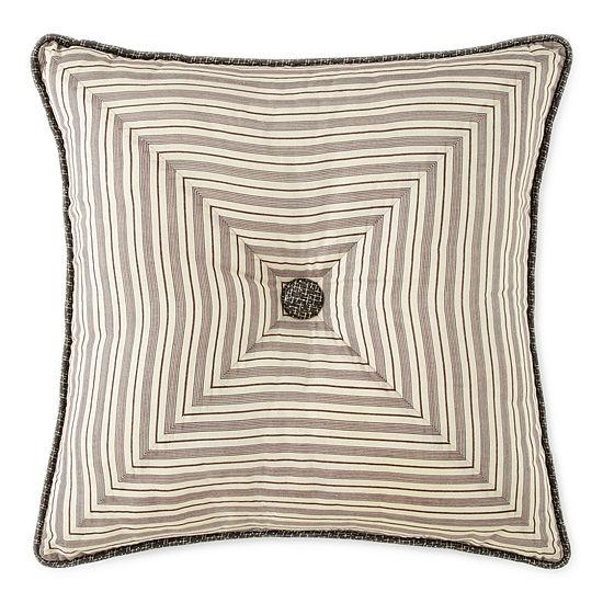 "Home Expressions™ Arlington 16"" Square Decorative Pillow"