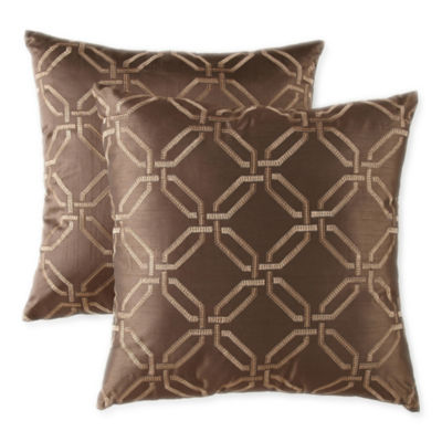 JCPenney Home™ Geometric 2-Pack Decorative Pillows