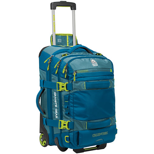 "Granite Gear Cross-Trek 22"" Wheeled Carry-On Duffel Bag"