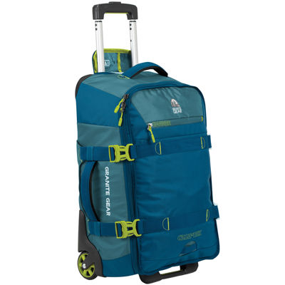 """Granite Gear Cross-Trek 22"""" Wheeled Carry-On with Removable 28-Liter Bag"""