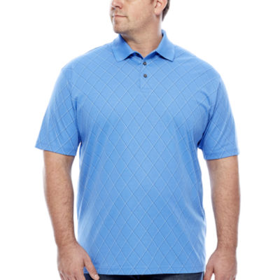 The Foundry Big & Tall Supply Co.™ Quick-Dri® Polo