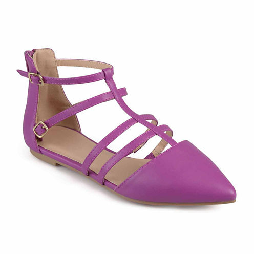 Journee Collection Dorsy Womens Ballet Flats