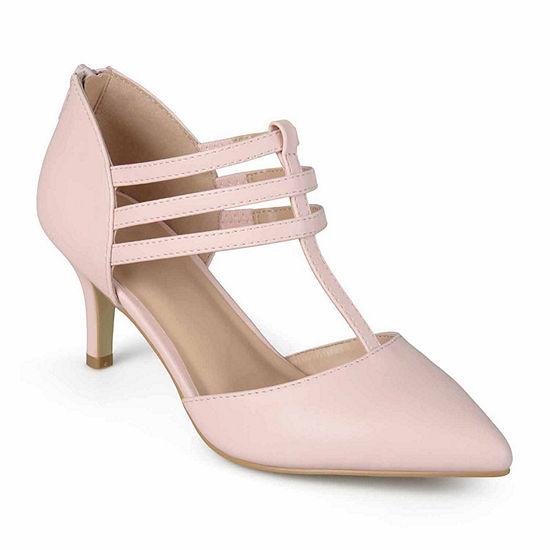 Journee Collection Womens Pacey Pumps Stiletto Heel