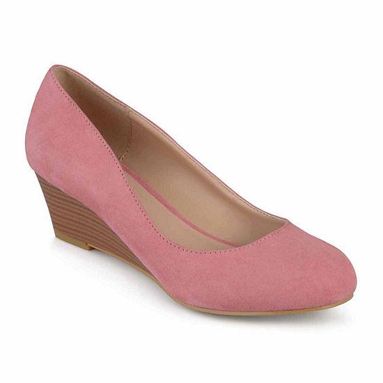 Journee Collection Womens Telora Slip-On Shoe