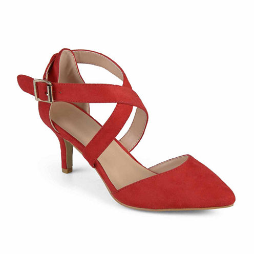 Journee Collection Dara Womens Pumps