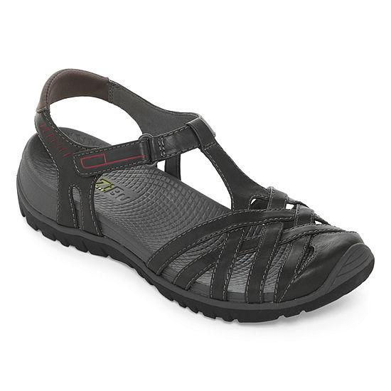 Zibu™ Beena Womens Strap Sandals