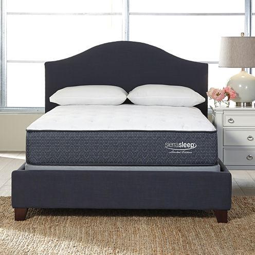 Signature Design by Ashley® Sierra Sleep Plush Tight - Top Mattress + Box Spring