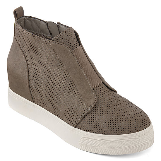 Arizona Lucy Womens Pull-on Sneakers