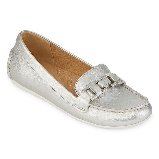 d59a12d2101ab Liz Claiborne Womens Alabama Slip-On Shoe Round Toe - JCPenney