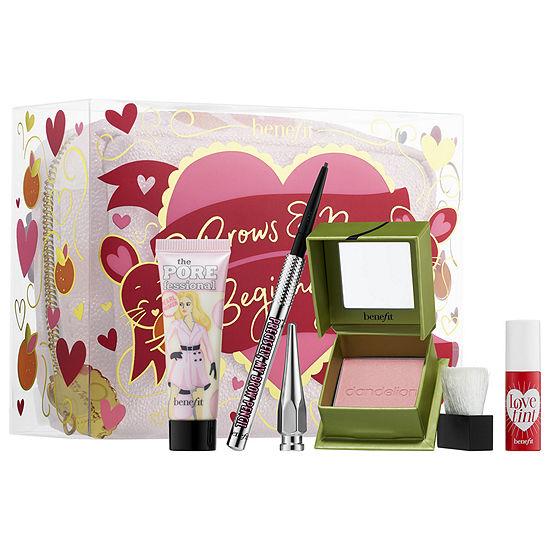 Benefit Cosmetics Brows & New Beginnings! Mini Value Set