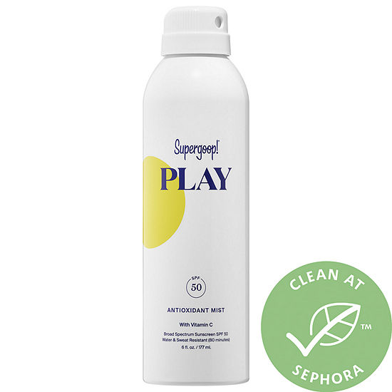 Supergoop! PLAY Antioxidant Mist SPF 50 with Vitamin C