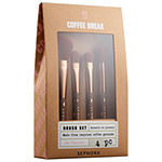 SEPHORA COLLECTION Coffee Break Brush Set