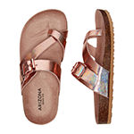 Arizona Andrea Girls Footbed Sandals