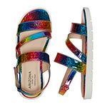 Arizona Little Kid/Big Kid Girls Chandra Strap Sandals