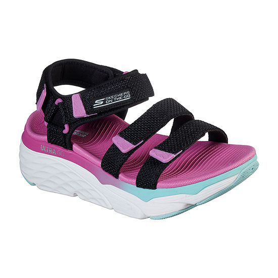Skechers Max Cushioning - Slay Womens Footbed Sandals
