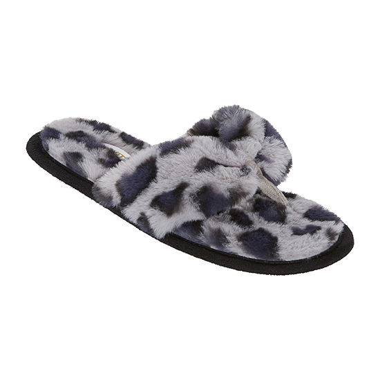 Mixit Womens Slip-On Slippers
