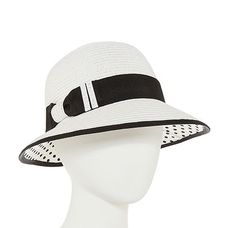 1920s Accessories: Feather Boas, Cigarette Holders, Flasks Scala Cloche Hat $13.99 AT vintagedancer.com