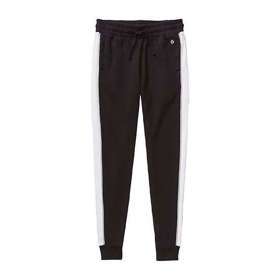 Xersion Fleece Little & Big Girls Jogger Pant