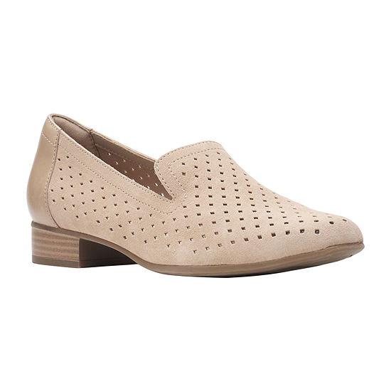 Clarks Womens Juliet Hayes Loafers