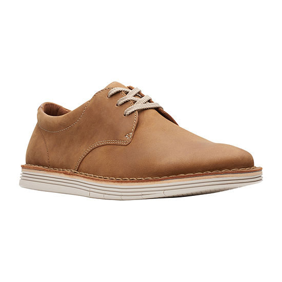 Clarks Mens Forge Vibe Oxford Shoes